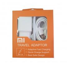 Mi Travel Adapter cargador rápido 2.5A QC3.0 más cable Tipo C