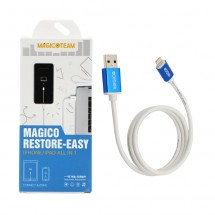 Cable mágico restablecer reset arranque automático iPhone / iPad