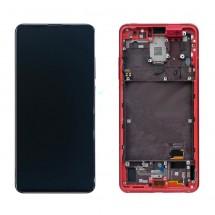 Pantalla Original con marco Rojo Xiaomi Mi 9T Mi Redmi K20 / Mi 9T Pro Redmi K20 Pro