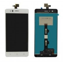 Pantalla LCD mas tactil color blanco BQ Aquaris M5