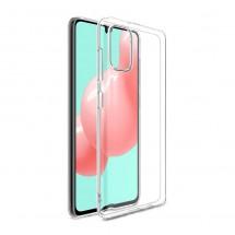 Funda TPU Silicona Transparente para Samsung Galaxy A41