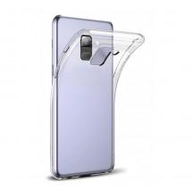 Funda TPU Silicona Transparente para Samsung Galaxy A6 2018