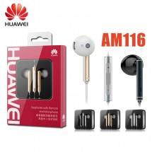 Auriculares Huawei AM116 control volumen y manos libres
