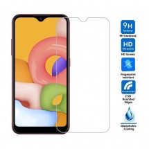 Protector Cristal Templado para Samsung Galaxy A01 2020