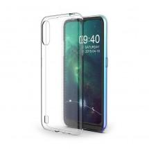 Funda TPU Silicona Transparente para Samsung Galaxy A01 2020
