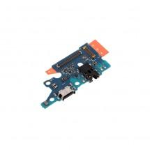 Placa conector de carga jack audio y micrófono Samsung Galaxy A71 (A715F)