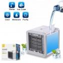 Mini Aire acondicionado y humidificador portátil - OP-NR9098 - Gris