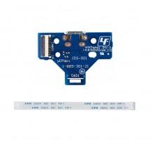 Placa conector de carga para mando Playstation PS4 JDS-001 con Flex
