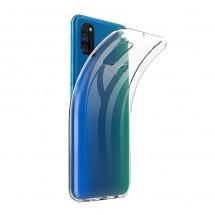 Funda TPU Silicona Transparente para Samsung Galaxy M30s
