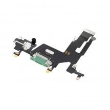 Flex conector carga y micrófonos para iPhone 11 - verde
