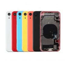 Chasis tapa con componentes para iPhone XR