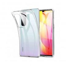 Funda TPU Silicona Transparente para Xiaomi Mi Note 10 Lite