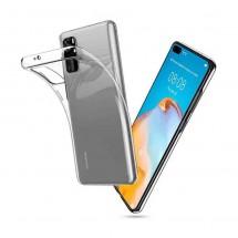 Funda TPU silicona transparente para Huawei P40 Pro