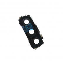 Cristal lente cámara con embellecedor negro Xiaomi Mi 9 / Mi9 M190F1G