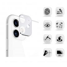 Protector Cristal Templado para cámara trasera iPhone 11