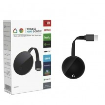 Mirascreen G7S 2.4G 5G 1080p Miracast Airplay Wifi Dongle - iOS - Android - Ref. NW-WF075