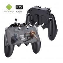 Mando Joystick Juegos AK66 4 botnes móvil Android - iOS - NW-GM094