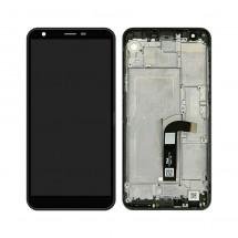 Pantalla completa con marco para LG K30 2019 LM-X320EMW