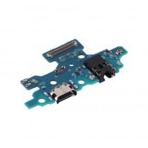 Placa conector de carga jack audio y micrófono Samsung Galaxy A41 A415