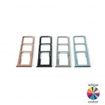 Bandeja porta tarjeta Sim y MicroSD Samsung Galaxy A51 (A515) A71 (A715)