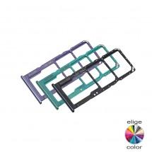 Bandeja porta tarjeta sim y microsd Samsung Galaxy A30s A307