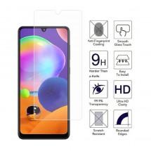 Protector Cristal Templado para Samsung Galaxy A31