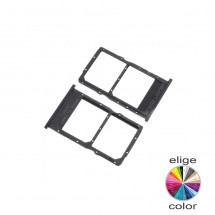 Bandeja porta tarjeta Sim y MicroSD para Huawei P40 Lite