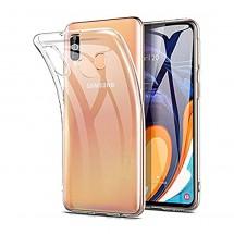 Funda TPU Silicona Transparente para Samsung Galaxy M40