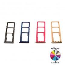 Bandeja porta tarjeta Sim y MicroSD Samsung Galaxy M20 M205 / M30 M305
