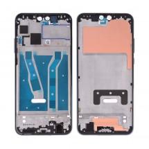 Marco frontal pantalla para Huawei Y9 2019 / Enjoy 9 Plus negro