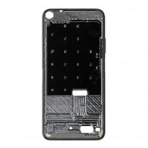 Marco frontal pantalla para Huawei Honor 20 negro