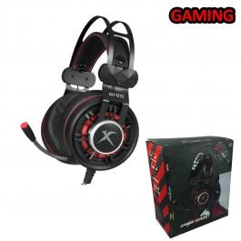 Cascos Auriculares Gaming con micrófono PC PS4 Xbox One Xtrike Me GH-913