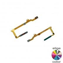 Flex lector huella lateral para Huawei P40 Lite