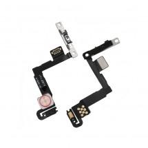 Flex encendido power micrófono y flash para iPhone 11