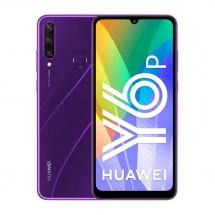 """Huawei Y6P 2020 64Gb - 6.3"""" Dual - NUEVO (2 años de garantía) Morado"""