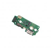 Placa conector de carga y vibrador Huawei MediaPad M5 Lite BAH2-AL09 BAH2-W09