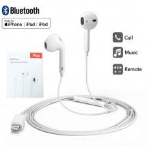 Auriculares EarPods Lightning Bluetooth iPhone, iPad y iPod