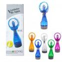 Ventilador Spray de agua a pilas DV414