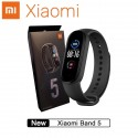 Xiaomi Mi Smart Band 5 pulsera deportiva inteligente pantalla AMOLED