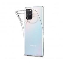 Funda TPU Silicona Transparente para Samsung Galaxy S10 Lite