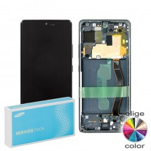 Pantalla completa Original con MARCO Samsung Galaxy S10 Lite G770F
