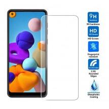 Protector Cristal Templado para Samsung Galaxy A21S