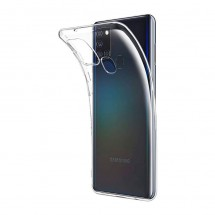 Funda TPU Silicona Transparente para Samsung Galaxy A21S