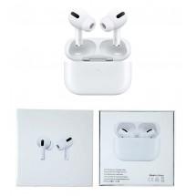 Auriculares Bluetooth tipo Airpods Pro estuche carga inalámbrica