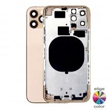 Chasis trasero con marco y NFC para iPhone 11 Pro