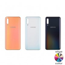 Tapa trasera batería para Samsung Galaxy A50 A505F (swap)