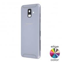Tapa trasera con cristal lente para Samsung Galaxy A6 (A600F) swap