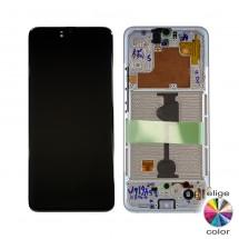 Pantalla ORIGINAL Service Pack completa color negro Samsung Galaxy A90 5G A908