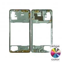 Chasis intermedio trasero para Samsung Galaxy A71 (A715F)