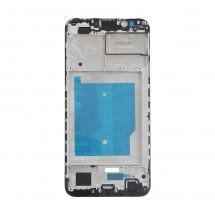 Marco frontoal display negro para Huawei Y7 2018 / Nova 2 Lite (swap)